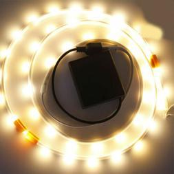 1.5M USB Powered LED Strip Rope Light Lantern Outdoor Campin