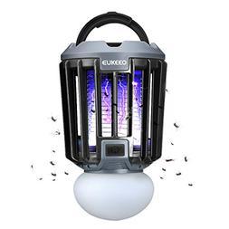 ENKEEO 2-in-1 Camping Lantern Mosquito Killer LED Tent Light