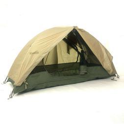 Litefighter 1 Individual Tent, Shelter System OD Olive Drab