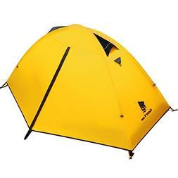 Geertop 1 Person 3-4 Season Backpacking Tent Waterproof Ligh
