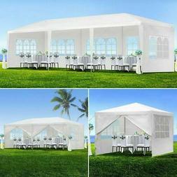 Winixson 10'x30'Canopy Party Wedding Outdoor Tent Heavy duty