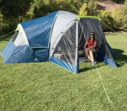Ozark Trail 10 Person Modified Dome Tent with Screen Porch N