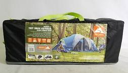 10 person modified dome tent with screen