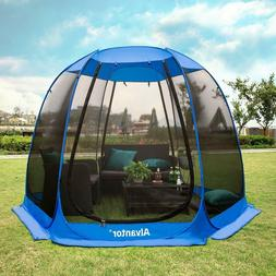 Screen House Room Camping Tent Outdoor Canopy Dining Gazebo