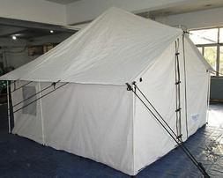 12' x 12' Selkirk Spike Tent - Water and Mildew Treated 10.1