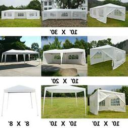 10'x10' 10'x20' 10'x30' Heavy Duty Party Tent Canopy BBQ Wed