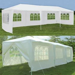 10'x10'/20'/30' Party Wedding Tent Outdoor Gazebo Heavy Duty