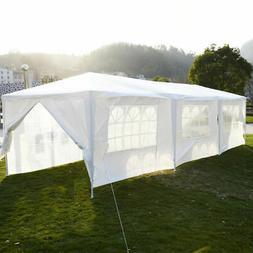 10'x30'Canopy Party Outdoor Wedding Tent Heavy duty Gazebo P