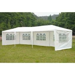 10'x30' Canopy Party Wedding Tent Outdoor Gazebo Pavilion He