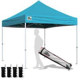 Eurmax 10 X 10 Ez Pop Up Canopy Tent Commercial | Tentsi