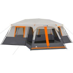 Ozark Trail 12-Person 3-Room Instant Cabin Tent with Screen