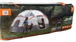 Ozark Trail 12-Person Base Camp Tent w/Built In LED Lights -