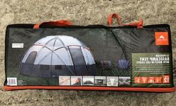 Ozark Trail 12 Person Base Camp Tent with Built-In LED Light