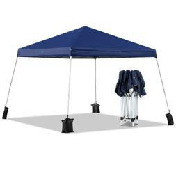56ff37eace Editorial Pick 12 x12 EZ Pop UP Wedding Party Tent Folding Gazebo Canopy He