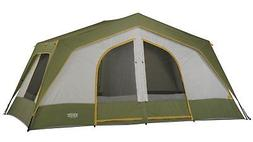 Wenzel 13' x 9' Vacation Lodge Medium 7-Person Tent With Can