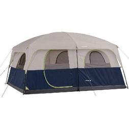 Ozark Trail 14' x 10' Family Cabin Tent, Sleeps 10 Very High