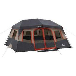 14 x 10 Instant Cabin 10 Person Pop-Up Tent Camping Outdoors