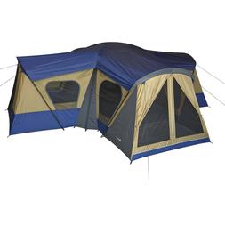 14Person 4Room Base Camp Tent Camping family cabin big tents