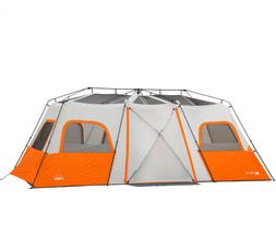 Ozark Trail 18' x 10' Instant Cabin Tent with Integrated Led