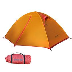 Weanas Backpacking Tent 2 Person Camping Tent 3 Season Ultra