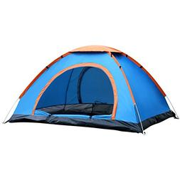Barrol 2 Person Automatic Pop up Tent Outdoor Camping Travel