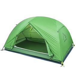 Terra Hiker 2 Person Tent, Ultralight Camping Tent, 4 Season