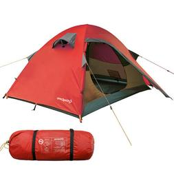 KingCamp 2 Person Waterproof Camping Tent for Backpacking wi