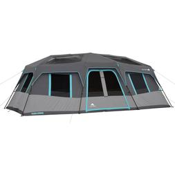 Best Ozark Trail Cabin Tent 20 X 10 Instant Dark Rest Sleeps