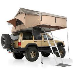 Smittybilt 2883 Overlander XL Roof Top Tent w/ King Size Mat