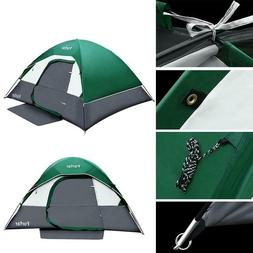 3-4 Person Outdoor Camping Waterproof 4 Season Family Tent G