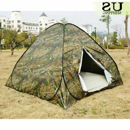 3 Person Outdoor Camping Waterproof Automatic Instant Pop Up