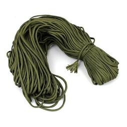 328Ft Outdoor Hiking Umbrella Tied Tents Survival Cord Safet
