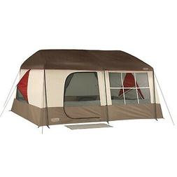 Wenzel Kodiak 9 Person Family Cabin Camping Tent 36423 Blue/