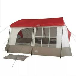 Wenzel 36423R Kodiak 14x12 foot 9 Person Tent - Red