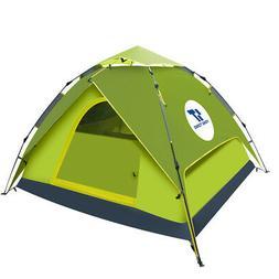 4-5 People Waterproof Automatic Outdoor Instant Pop Up Tent