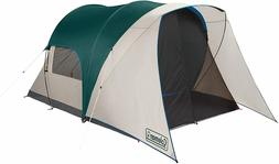 Coleman- 4-Person Cabin Tent with Screened Porch