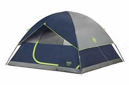 Coleman Sundome Tent 2-Person Blue/Gray NIB