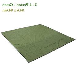 Multipurpose Waterproof Tent Tarp Footprints Outdoor Camping