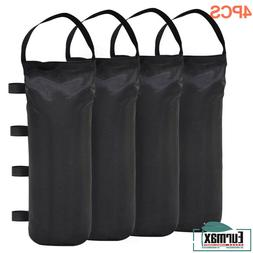 4pcs Sand Bag Weight Bag For Pop Up Canopy Tent Outdoor Inst