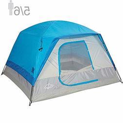 Toogh 5-6 Person Camping Big Horn Tent Waterproof Backpackin