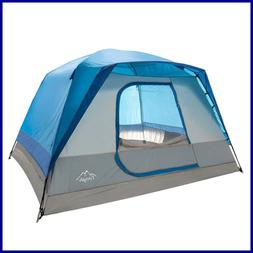 Toogh 5 6 Person Camping Tent Waterproof Backpacking Tents F