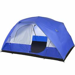 5 person camping tent family