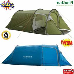 5-Person Instant Pop-Up Tent Camping Outdoor Family Hiking S
