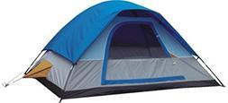A Alpinizmo 5 Men Tent Dome Design 7' x 9' x 4.5', Blue, One