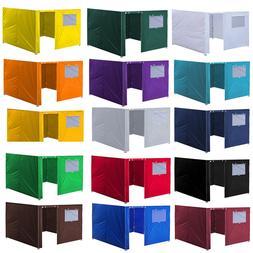 5x5 8x8 8x12 10x10 10x15 10x20 Side Wall