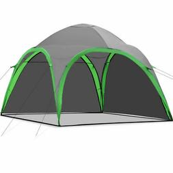 6-8 Person Portable Family Camping Hiking Tent Dome Sun Shel