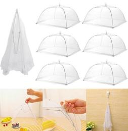 6 in 1 Kitchen Food Cover Tent Umbrella Outdoor Camp Cake Me