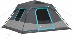 Ozark Trail 6-Person Family Dark Rest Frp Cabin Tent  *BRAND