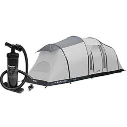 MOOSE OUTDOORS 6 Person Inflatable Family Tent For Camping ,