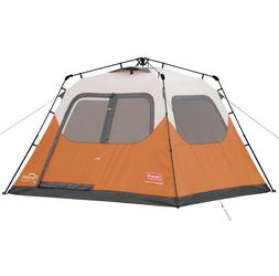 Coleman 6-person Instant Cabin Tent  2000017933